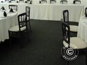 Carpet 2x16m dark grey