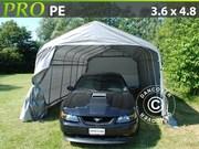 Portable Garage PRO 3, 6x4, 8x2, 7 m