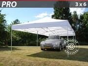 Folding canopy FleXtents Pro 3x6 m,  white