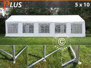 5x10 m PACK: Marquee PLUS PE + ground bar