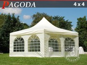 Marquee 4 x 4 m