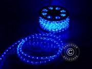 Rope light,  25m LED,  blue
