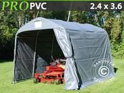 Portable Garage PRO 2.4x3.6x2.4 m PVC