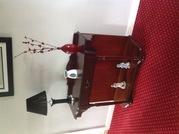 Mahogany Hall Table.