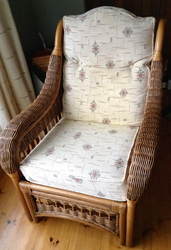 Wicker Furniture Suite