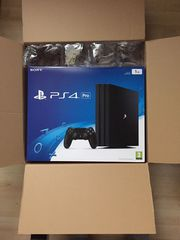 Selling New Sony Playstation 4 Pro 1TB Console