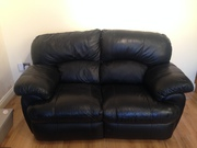 3- and 2-Seater Leather Recliners