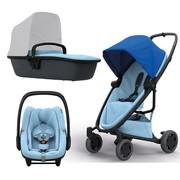Quinny Zapp Flex Plus Carrycot Travel System