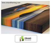 Enjoy Exceptional Displays With Canvas Prints From Strand Framing!