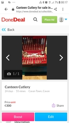 Canteen cutlery
